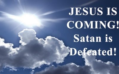 Satan is Defeated!