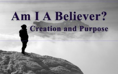 Creation and Purpose