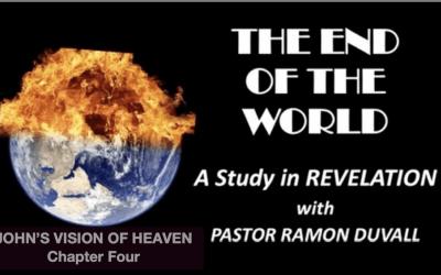 Chapter 4: John's Vision of Heaven
