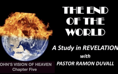 Chapter 5: John's Vision of Heaven cont.
