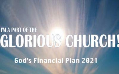 God's Financial Plan 2021