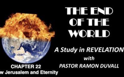 Chapter 22: New Jerusalem and Eternity
