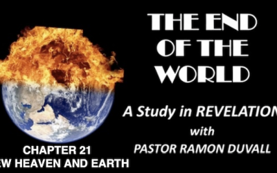 Chapter 21: New Heaven and New Earth