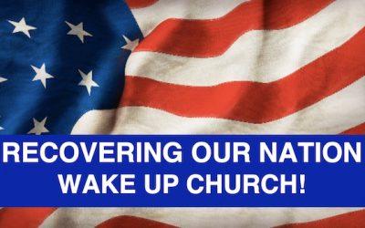 Wake Up Church!